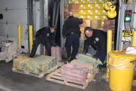 100 Shipping Containers For Sale New York Cocaine Worth 77 Million Found In Container Arriving At