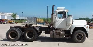 100 Ruan Truck Sales 1978 Mack R686ST Semi Truck Item DV9332 SOLD July 26 Tr