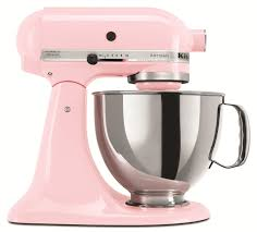 Housewarming Gift Ideas Pink KitchenAid Mixer