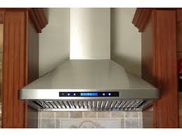 30 Inch Ductless Under Cabinet Range Hood by Decor Mesmerizing Wall Mount Range Hood For Kitchen Decoration