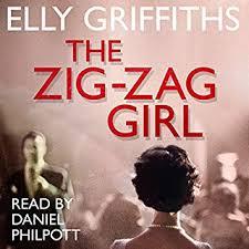 The Zig Zag Girl Cover Art