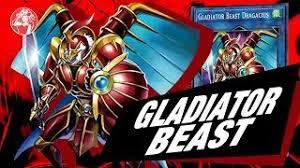 Gladiator Beast Deck Profile by Yugioh Earl U0027s Ultimate Gladiator Beast Deck Profile Best One On