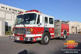 100 Fire Trucks Unlimited American La France Pumper For Sale Trucks