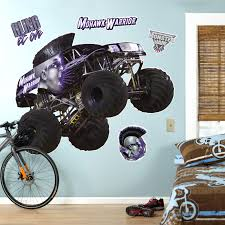 Monster Jam Mohawk Warrior Giant Wall Decal 887814066978 | EBay Monster Truck Wall Decal Personalized Name For Boys Room Decor With Decalmonster Decorwall Etsy Vinyl By Homesweetwalls On 5800 Red Blue Sticker Transport Sport Decals Stickers Car Pickup Garage Megalodon Huge Officially Licensed Jam Removable Wallpops Multicolor Outrageous Trucks Decalwpk2576 The Home Lightning Mcqueen Grave Digger Pack Decalcomania Cars And Warrior Giant Dragon Launch Os_mb592