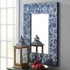 seona mosaic mirror pier 1 imports linda pinterest mosaic