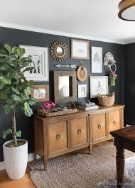 Colors For A Dark Living Room by My Home U0027s Paint Colors Room By Room Driven By Decor