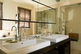designer badezimmer mit verspiegelter bild kaufen
