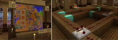 redstone puzzle map minecraft pe maps
