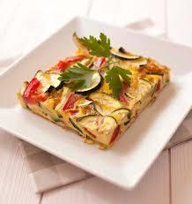 comment cuisiner les courgettes au four omelette aux tomates et courgettes cuisson au four les