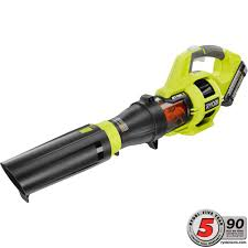 Leaf Blowers - Outdoor Power Equipment - The Home Depot Worx 125 Mph 465 Cfm 56volt Max Lithiumion Cordless Turbine Leaf Ryobi Zrry40411 Jet Fan Blower Reviews Lawn Care Pal 5 Best Electric For The Easiest Leave Cleaning Pool Admin Author At Gardenlife Pro 10 Blowers For 2017 Top Gas And In Amazoncom Dewalt Dcbl790m1 40v Max 40 Ah Lithium Ion Xr Vacuum Partner Corded 7 Your Guide To The Absolute Gaspowered Family