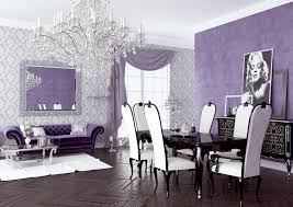 Cute Purple Living Room Decor For Your Home Ideas With