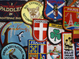 Collectibles Patches And Badges