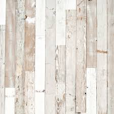 White Washed Wood Home Decoration Floor Texture