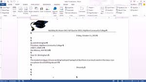 Business Format Head Letter Without Letter