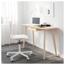 lisabo desk ash veneer 118x45 cm desks bedrooms and house