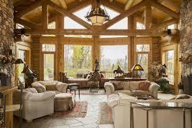 100 Jackson Hole Homes Log Homes LintonBingle Associate Brokers Sold