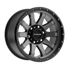 Raceline Clutch Wheels | Multi-Spoke Painted Truck Wheels | Discount ...