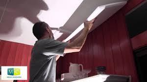 isolation phonique insonorisation plafond cuisine acoustic