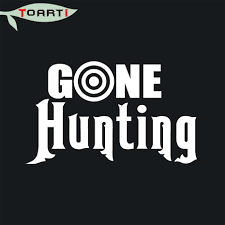 15.3*9.2 CM Gone Hunting Decal Funny Personality Sentence Car ... 195136cm Tiger Hunting Sticker Car Motorcycle Styling Animal Bird Dog Duck Vinyl Decal Stickers Flare Llc In The Spring Outdoors Truck Turkey Hunter Browning Gun Firearms Logo Deer Buy 2 Get 3 Country Girl With A Buck Head Real Woman Fish Hunting Fishing Trout Salmon Bass Sticker Decalin Whitetail Buck Car Truck Window Vinyl Decal Graphic Pink Camo 4x4 For My Sweet Annie At Superb Graphics We Specialize In Custom Decalsgraphics And Point Geese
