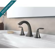 Pfister Pasadena Kitchen Faucet by Midnight Chrome Pasadena Widespread Bath Faucet F 049 Pdmc