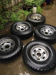 100 33 Inch Truck Tires For Sale 5 FJ62 Stock OEM Wheels And Inch Tires IH8MUD Forum