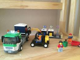 100 Lego Recycling Truck 4206 1728611576