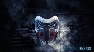 Payday 2 Halloween Masks Unlock by The Butcher U0027s Western Pack Payday Wiki Fandom Powered By Wikia