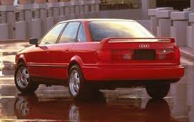 Used 1990 Audi 90 for sale Pricing & Features