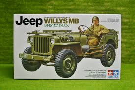 Tamiya U.S. WILLYS MB JEEP 4 X 4 Truck 1/35 Scale Kit 35219 | ARCANE ...