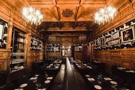 Cindy La Lavish Decor Of Le Mount Stephen Hotel Aside Their Dining Room Bar George