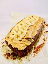 bananen erdnuss kuchen bakeaholic