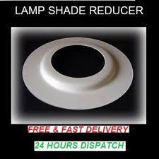Lamp Shade Adapter Ring John Lewis by Lampshade Adaptor Ebay