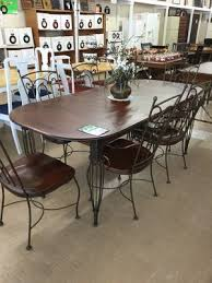 Naked Furniture Dining Table Set For Sale In Jacksonville NC