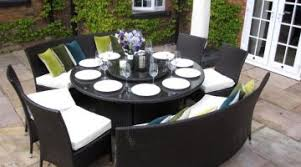 Mobile patio dining set with bench ideas – 35 images patio dining