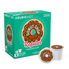 Keurig Pumpkin Spice Coffee Nutrition by The Original Donut Shop Medium Roast Coffee Keurig K Cup Pods