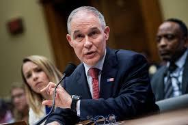 100 Kevin Pruitt Scott Hearing Why Trump Wont Fire The EPA Boss Time