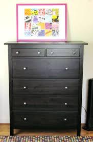 Hopen Dresser 6 Drawer by Dressers Ikea Hemnes 6 Drawer Dresser Black Brown Hemnes 6