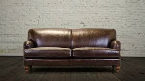 Bradington Young Leather Sectional Sofa by Tight Back Leather Sofa