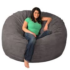 Shop Giant Memory Foam Bean Bag 6-foot Chair - On Sale - Free ... Fussball Bean Bag Gaming Recliner Faux Leather Pixel Gamer Chair Leatherdenim Jaxx Bags Shop 5foot Memory Foam On Sale Free Shipping Giant 6foot Moon Pod Space Gray Buy The Fatboy Original Beanbag Online Large Beanbag Sofas Lounger Sofa Cover Waterproof Stuffed Cordaroys Full Size Convertible By Lori Greiner Aloha In Azure King Kahuna Beanbags Diy A Little Craft In Your Day Greyleigh Reviews Wayfair