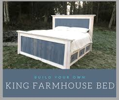 How To Build Your Own King Size Platform Bed by Best 25 Bed Plans Ideas On Pinterest Bed Frame Diy Storage