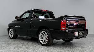 100 Dodge Srt 10 Truck For Sale Burn Up The Strip In A 2004 Ram SRT Motorious