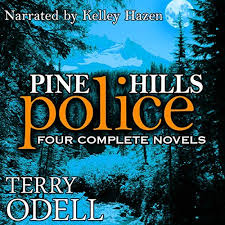 Pine Hills Police Four Complete Novels Audiobook Cover Art