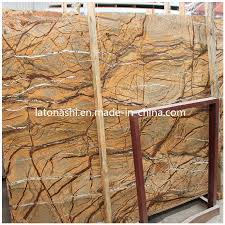china indian forest brown marble tile and slab for flooring