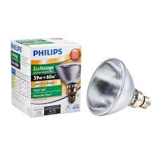 philips 60 watt equivalent halogen par38 dimmable floodlight bulb