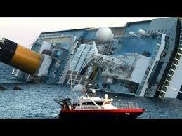 italy cruise ship crash was chaos youtube