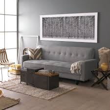 Serta Dream Convertible Sofa Kohls by Serta Meredith Convertible Sofa Bed Tufted Bonded Leather Cover