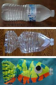 DIY Plastic Water Bottle Fish Craft Kids Will Have Fun Recycling An Empty Soda