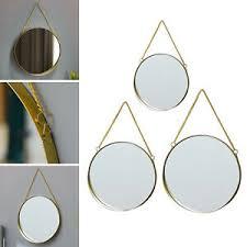 wand spiegel einfache montage für badezimmer schlafzimmer