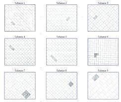 tile patterns for floor novic me
