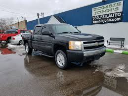 100 2007 Chevy Truck For Sale CHEVROLET SILVERADO 1500 CREW CAB For Sale In Akron Zombie